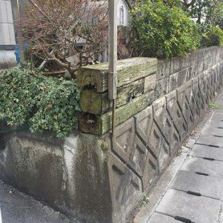 玄関アプローチリフォーム