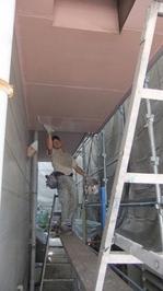 26軒天塗装作業.JPGのサムネール画像