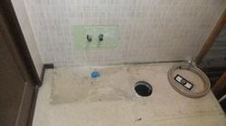 4洗濯機パン撤去.JPGのサムネール画像