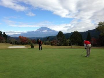 富士山ゴルフ.JPG