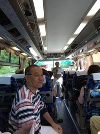 バスの中でセミナー.JPG
