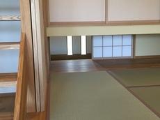和室吊り押入 (2)障子開け.JPG