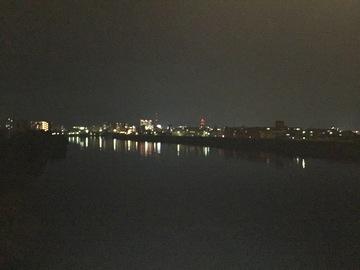 写真8港大橋から市街夜景.JPG