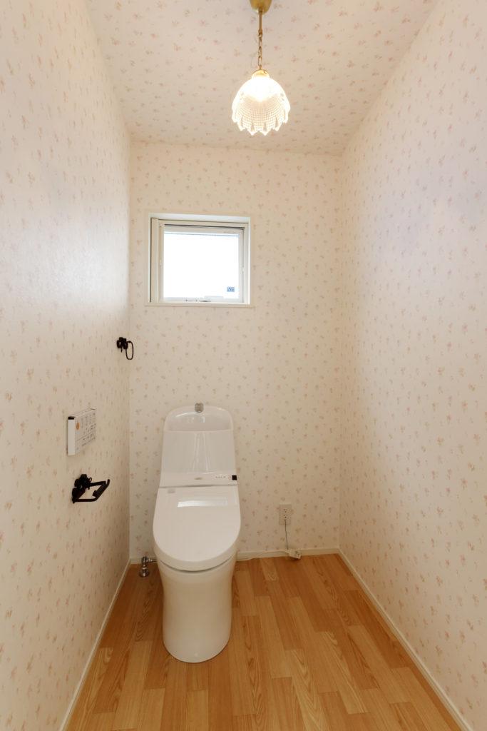 親世帯トイレ