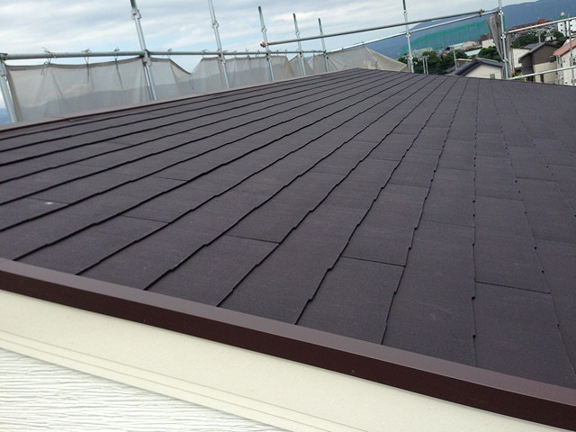 屋根上太陽光パネル1