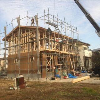 新築に伴う外構工事
