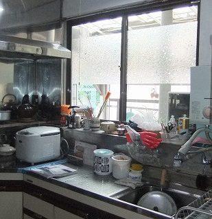 キッチンを使い易くスタイリッシュな空間へ