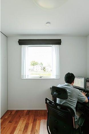 ご主人の書斎