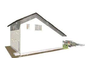 大屋根の住まい