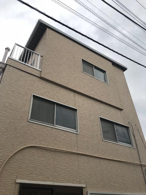 外壁とサッシを新しく