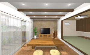 OPEN HOUSE in 沼津【予約制】「掘りごたつでホッと一息 リラックスできる家」
