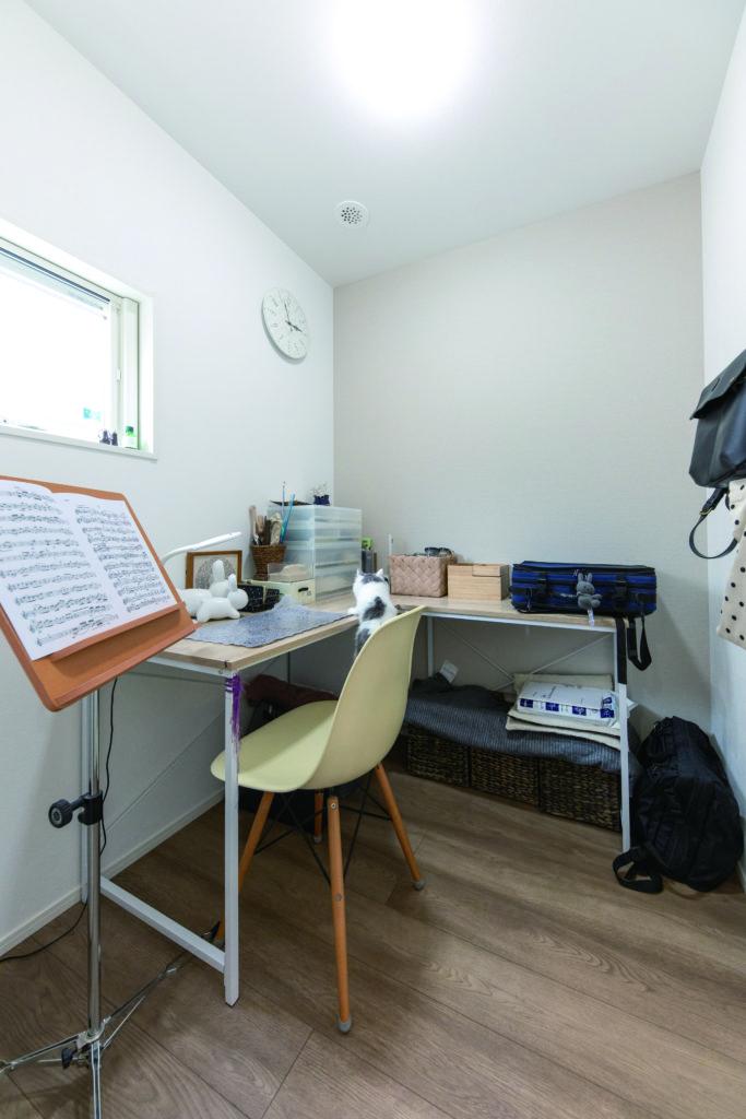 奥様専用の音楽室