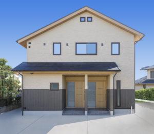 OPEN HOUSE in 沼津「和のテイストで落ち着きのある 完全分離型の二世帯住宅」