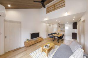 OPEN HOUSE in 沼津 「家事ラク、開放感そして木のぬくもり 家族の理想をカタチにした住まい」